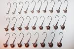 Джиг Головка крючок VMC №5/0 черный никель 4-56гр