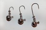 Джиг Головка крючок Gamakatsu черный никель №2/0 22-32гр