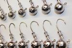 Джиг головка крюк Япония черный никель №1 22-32гр