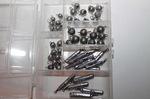 Набор разборных чебурашек микро и палочек пушинка 2