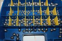 Набор разборных чебурашек и грузов для отводного поводка Дон