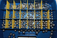 Набор разборных чебурашек и грузов для отводного поводка Судак