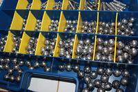 Набор разборных чебурашек и грузов для отводного поводка Берш 2