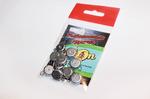 Чебурашки разборные Таблетка в пакете 10шт 8-10гр